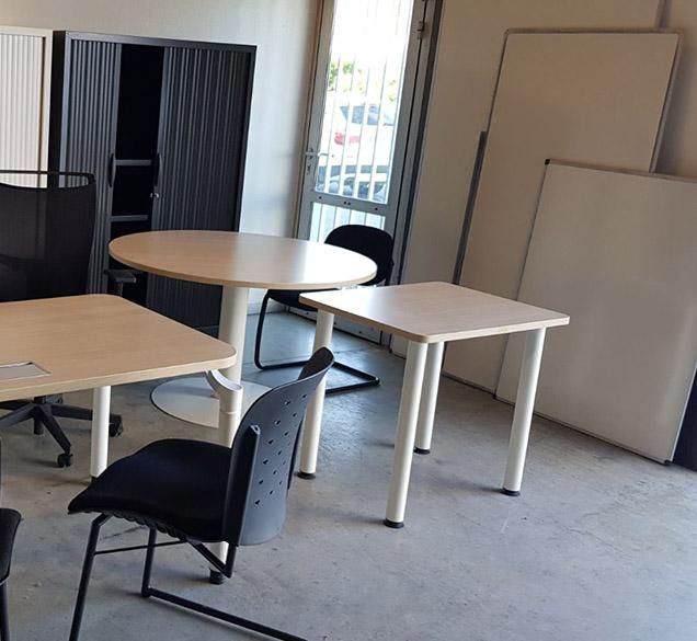 Bureaux Tables Mobilier De Bureau D Occasion A Vendre